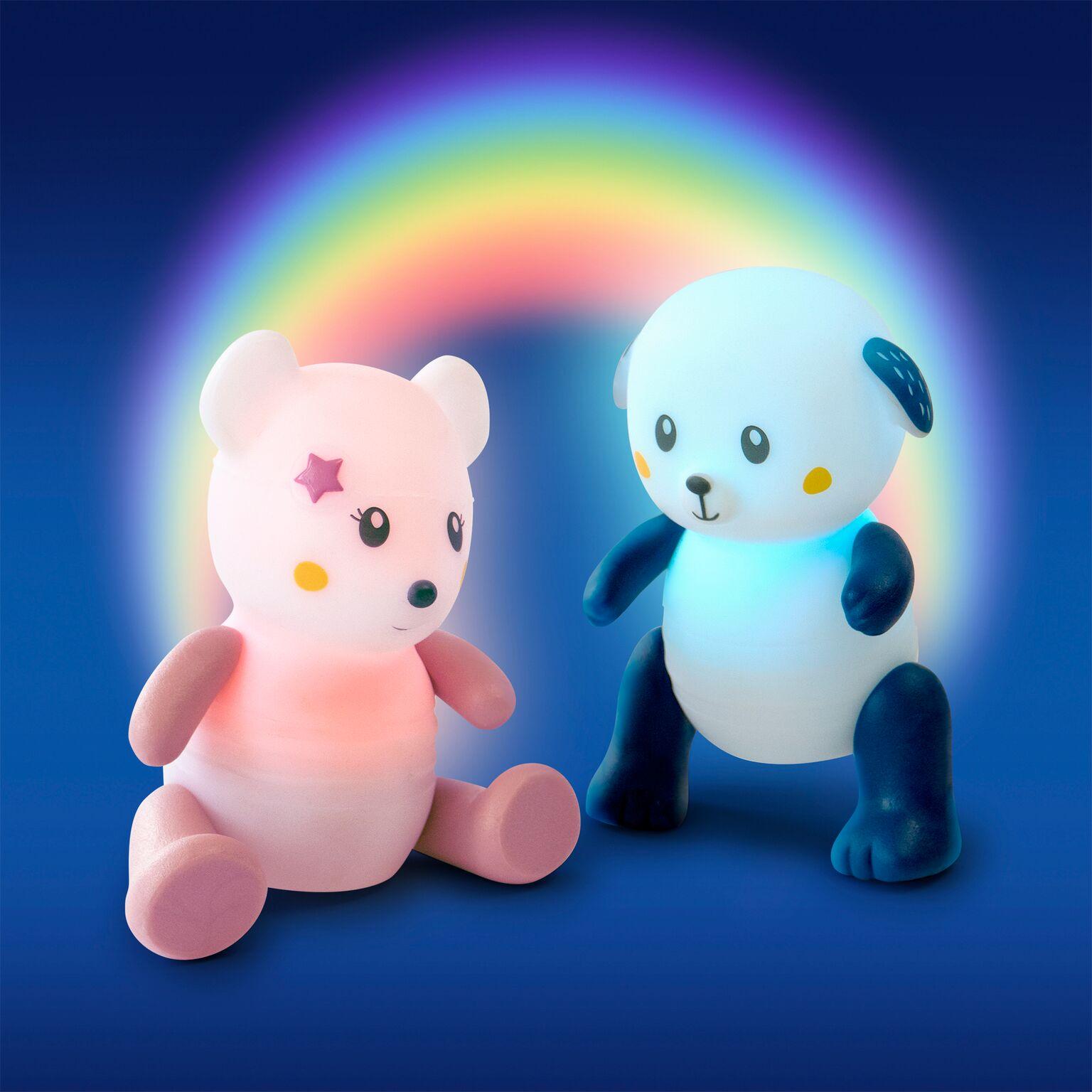 Veilleuse Lumilove Rainbow PABOBO