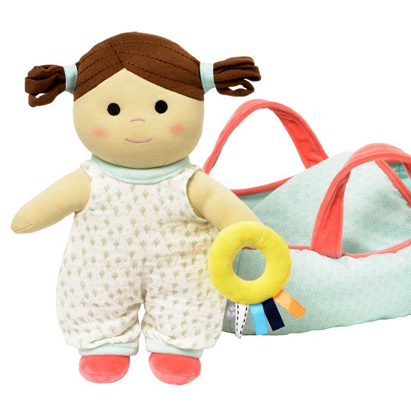 Première poupée en tissu et accessoires Imagibul
