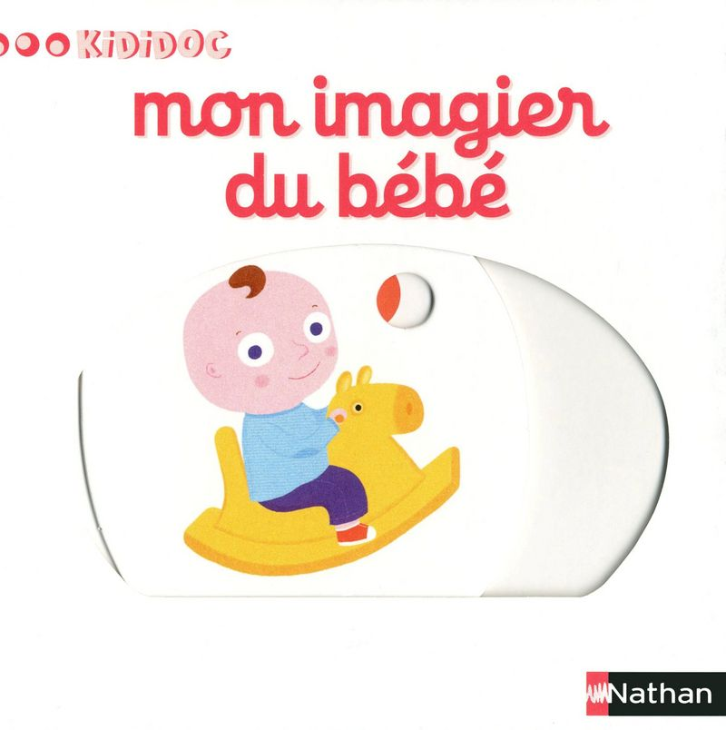 Mon imagier du bébé - Kididoc
