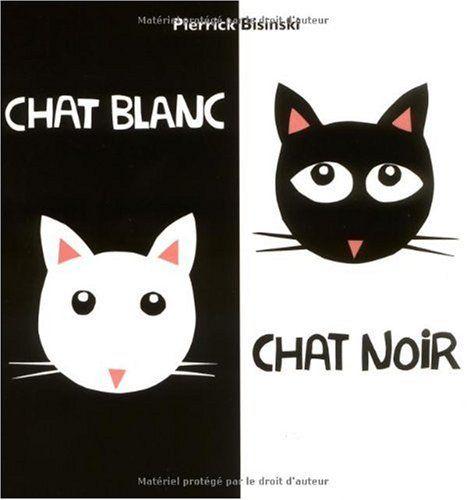 Chat blanc, chat noir