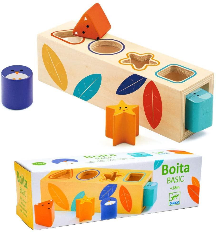 Boîte à formes - BoitaBasic