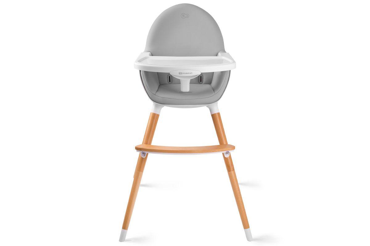 Chaise haute 2 en 1 Fini KINDERKRAFT