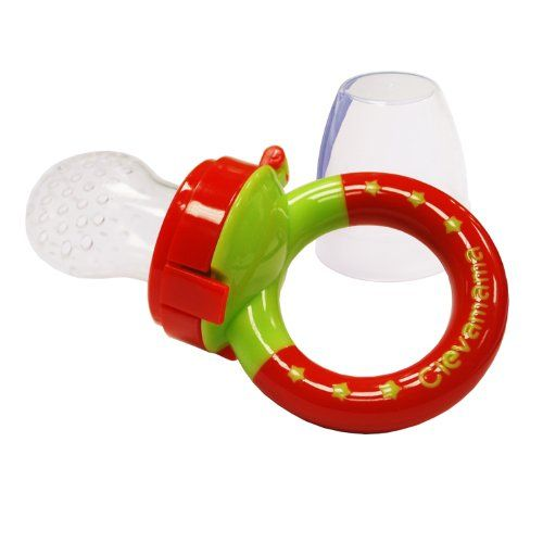 Grignoteuse / Tétine d'alimentation en silicone ClevaFeed CLEVAMAMA