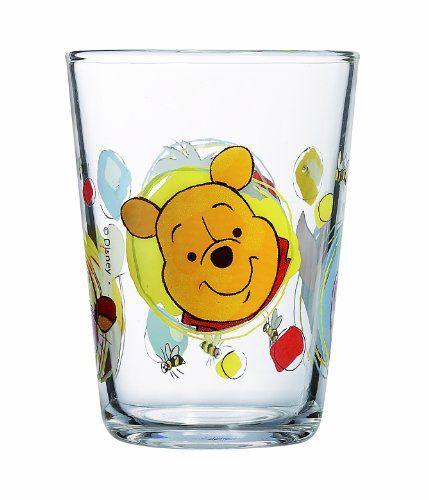 Gobelets verre Winnie the Pooh 3