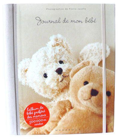 Journal de mon Bébé EDITIONS MARABOUT