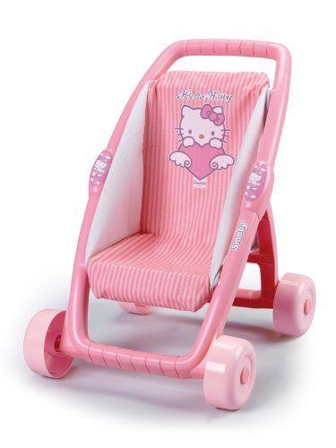 Hello Kitty - Ma Première Poussette