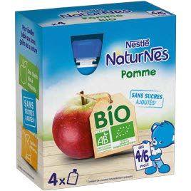 Gourdes Naturnes Bio Pomme