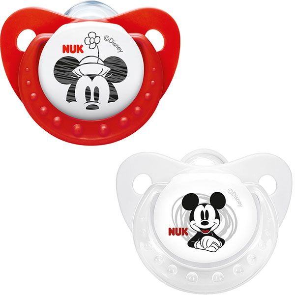 Sucette silicone Mickey T2