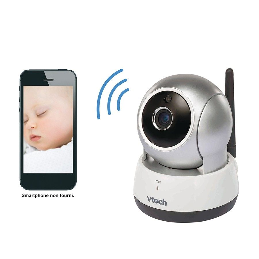 Baby Camera Infinity Move Safe and Sound IPCAM220 VTECH
