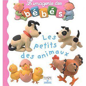 L'imagerie des bébés - Les petits des animaux FLEURUS