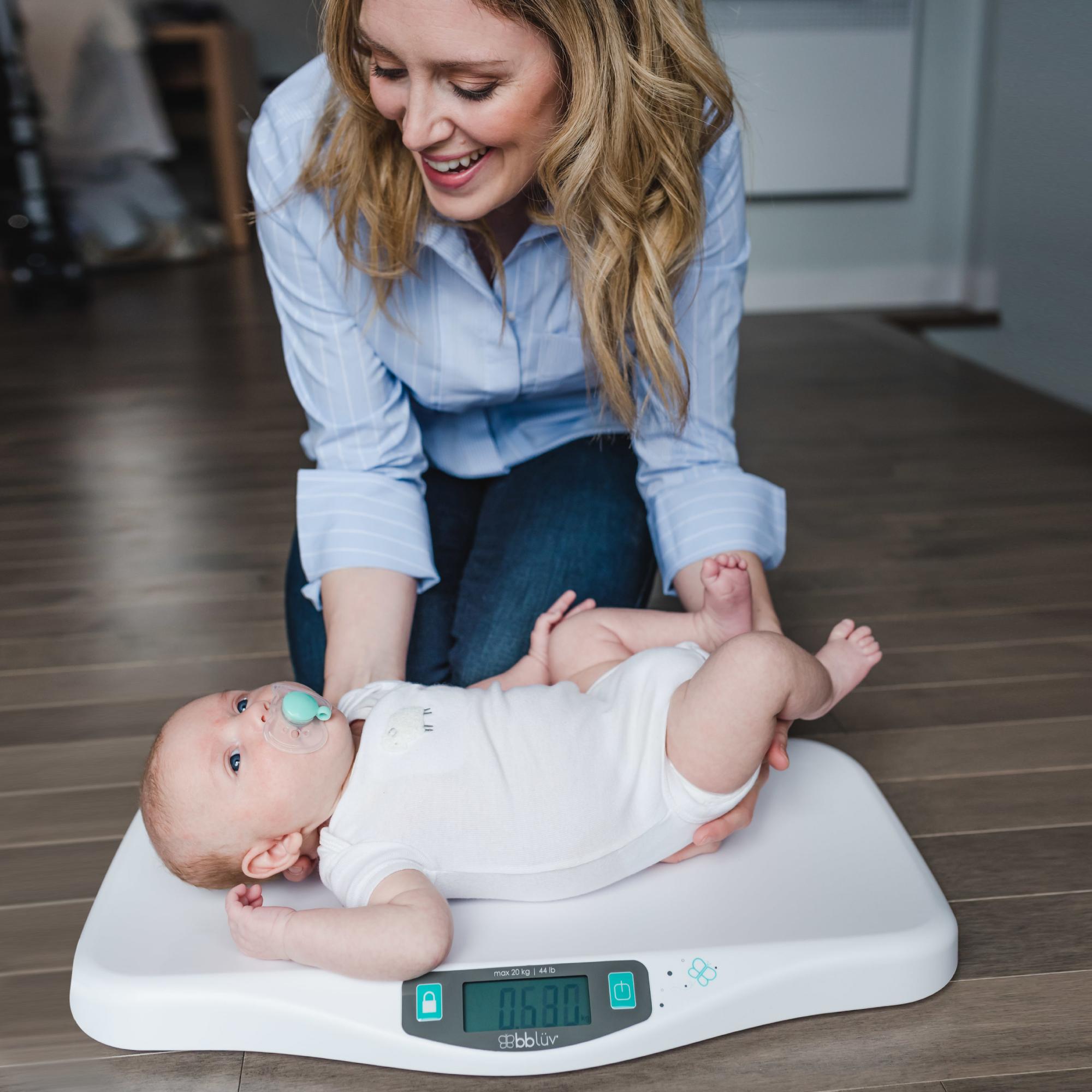 Kilö - Balance numérique pour bébé