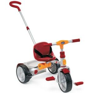 Tricycle Zoom Trike pliable