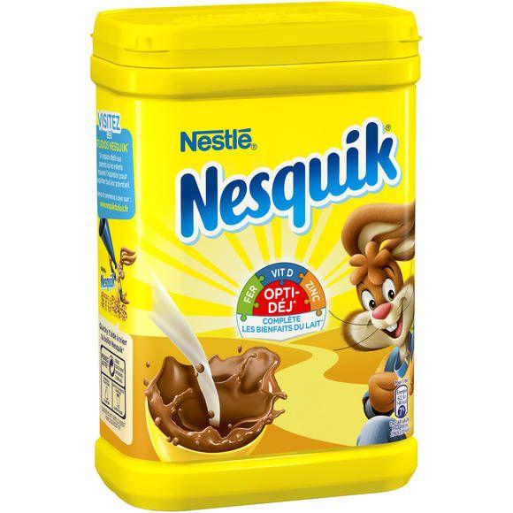 Nesquik - Poudre instantanée au chocolat NESTLÉ