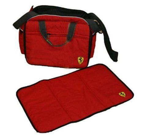 Sac à langer Ferrari