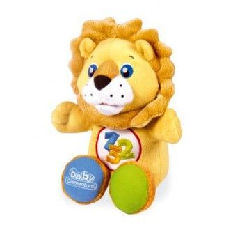 Peluche Lion interactif Ouatoo