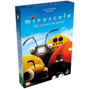 DVD Coffret Minuscules - La vie privée des insectes EDITIONS MONTPARNASSE