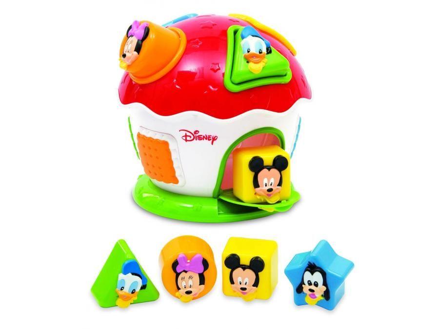 La boîte à formes et couleurs Mickey