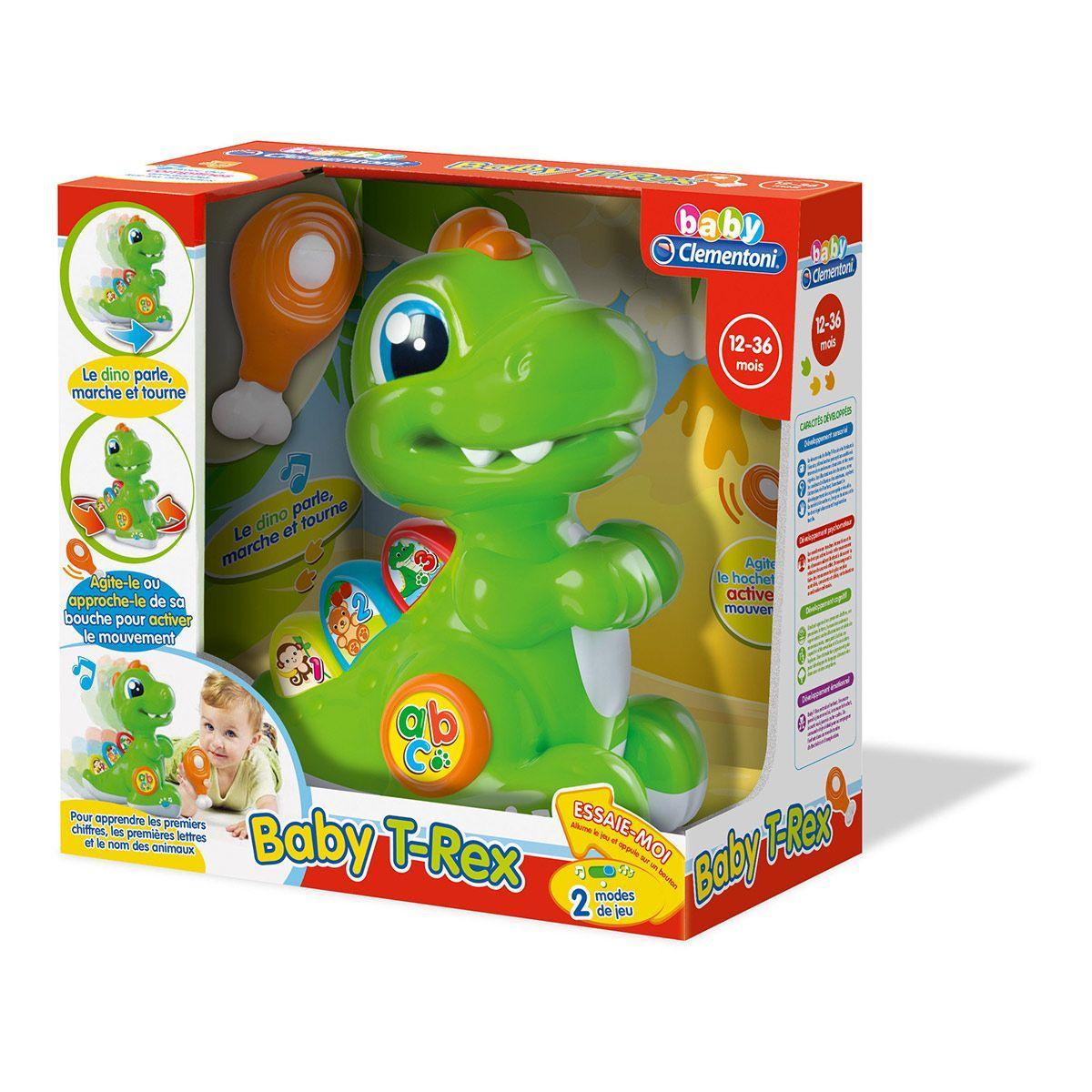Baby T-rex vert
