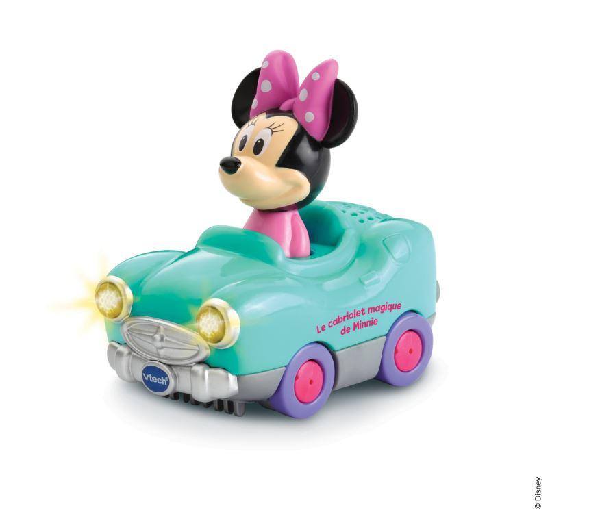 Le monde enchanté de Minnie VTECH