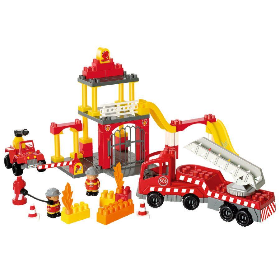 Caserne des pompiers Abrick