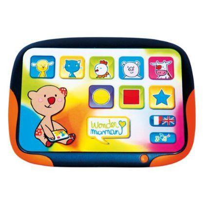 Ma première tablette tactile