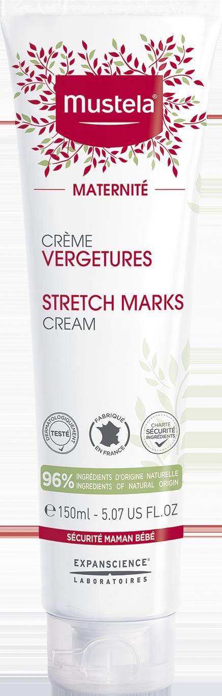 Crème Prévention Vergetures
