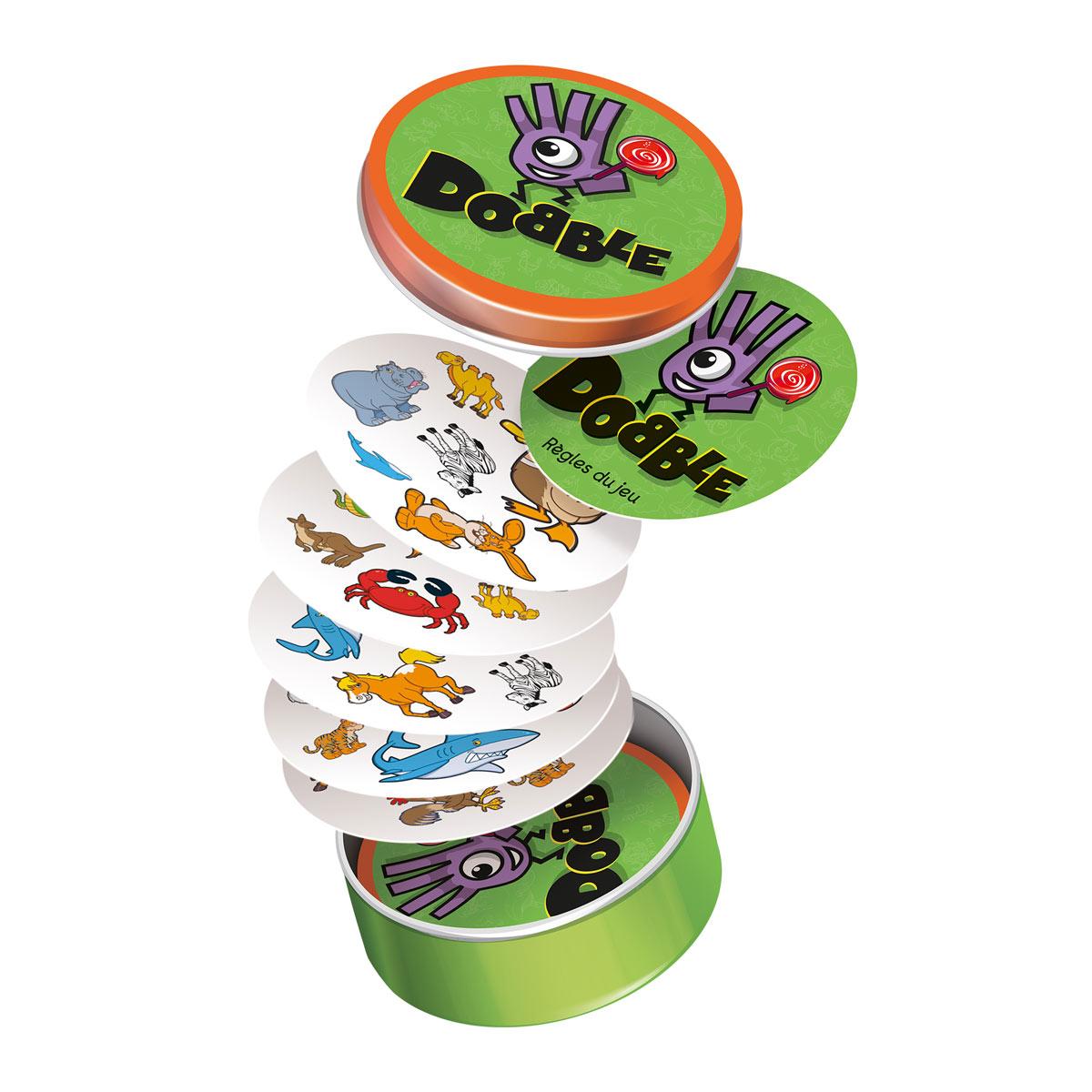 Jeu de cartes Dobble Kids ASMODEE