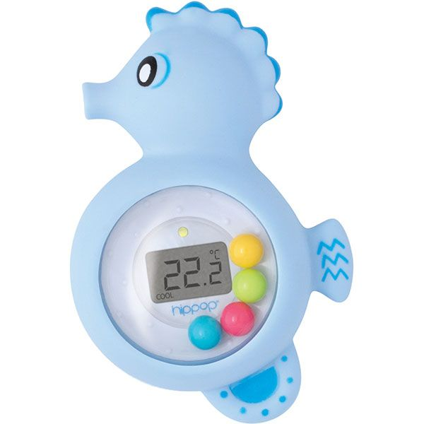 Thermomètre de bain Hippop