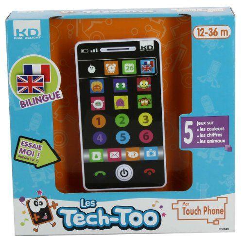 Les Tech Too - Smartphone Bilingue