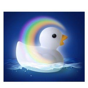Veilleuse de bain Canard Lumilove Ducky