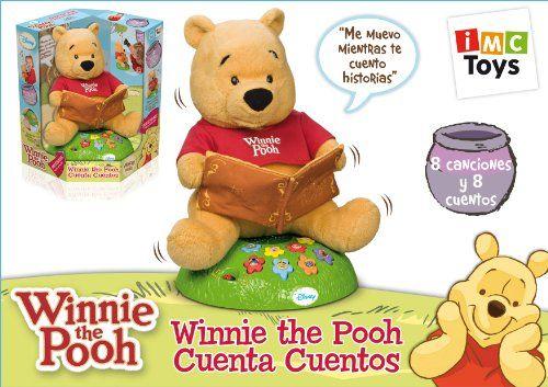 Winnie Story Teller IMC TOYS