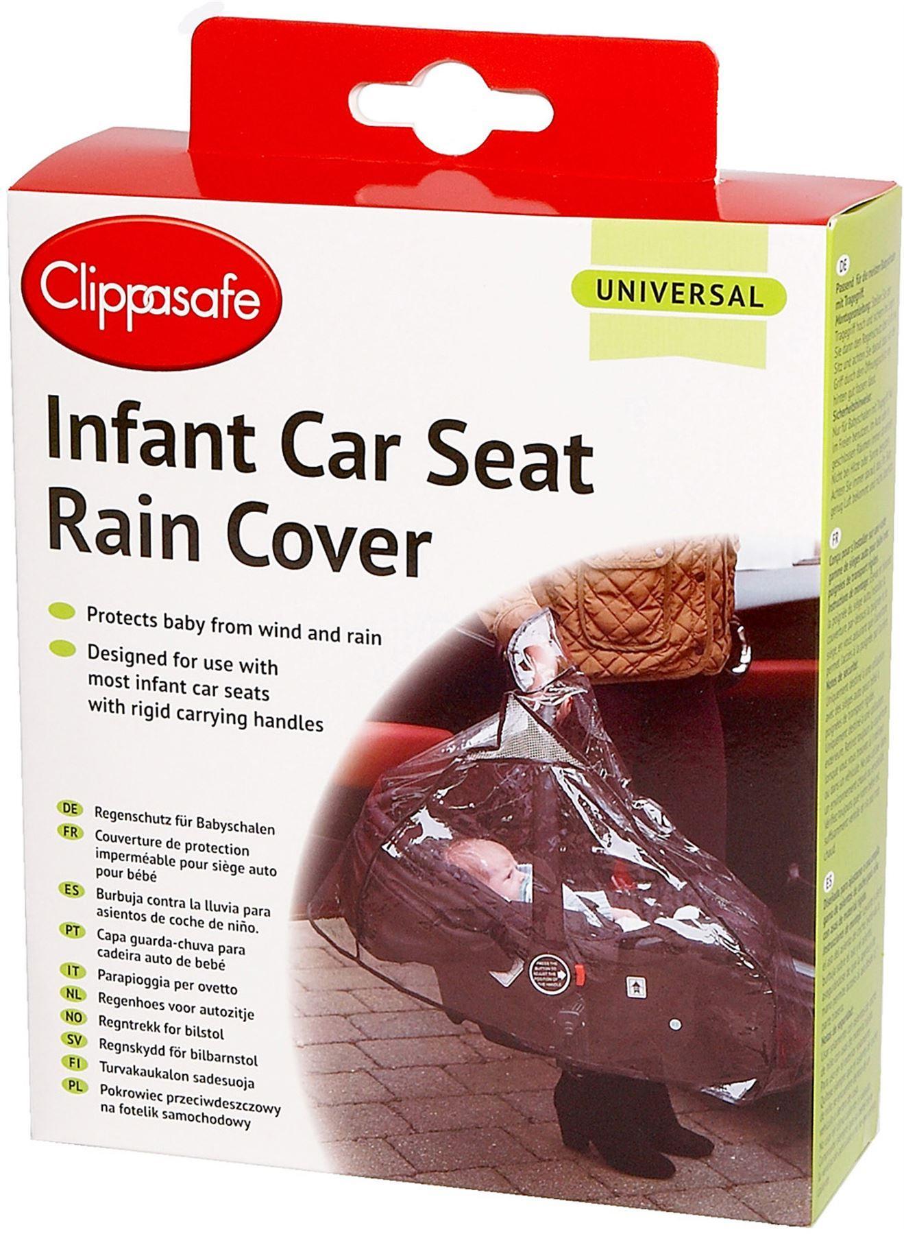 Protège pluie pour siège auto