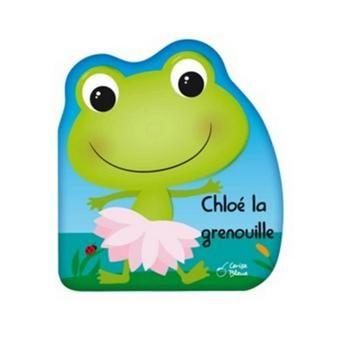 Chloé la grenouille -