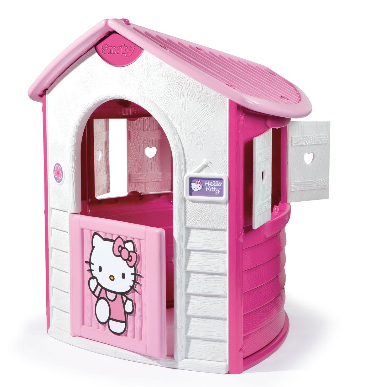 Cabane de jardin Hello Kitty SMOBY