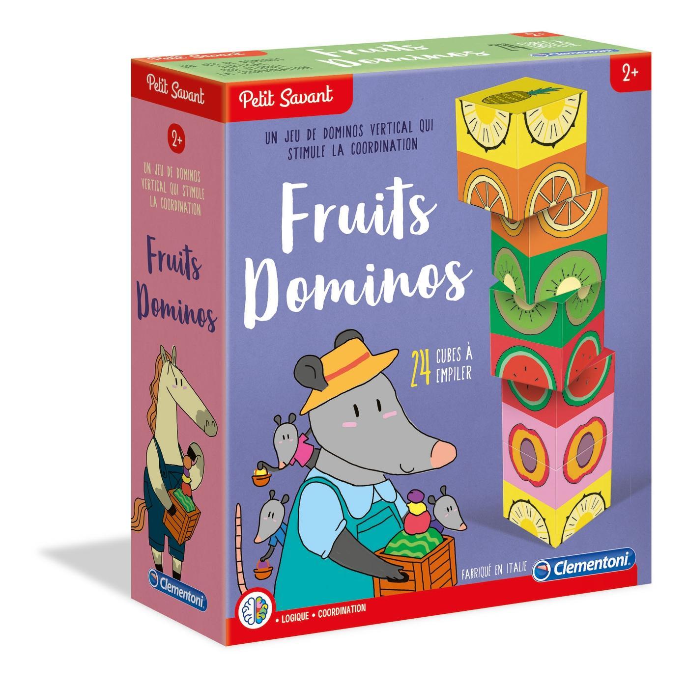 Fruits dominos