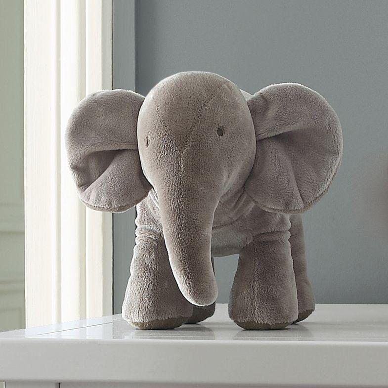 Peluche Éléphant grand modèle