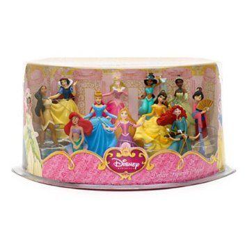 Coffret Deluxe 11 figurines princesses