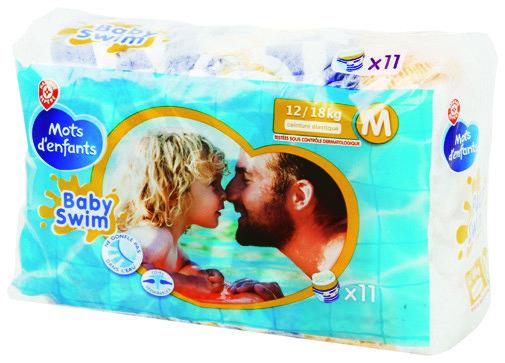 Culottes de bain Baby Swim