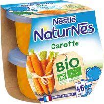 Naturnes Bio Carotte