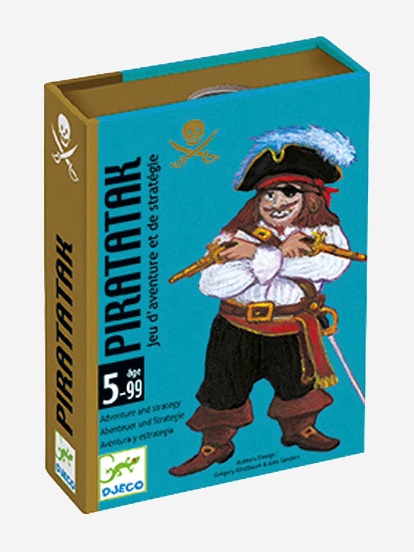 Jeu de cartes Piratak