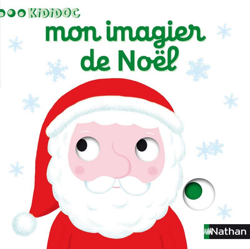 Mon imagier de Noël Kididoc NATHAN