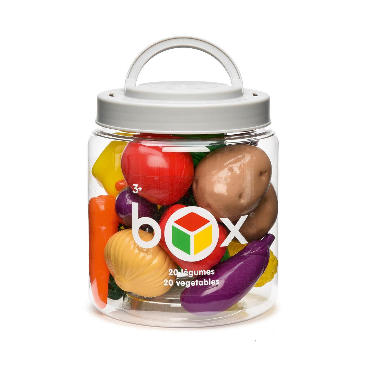Box 20 légumes