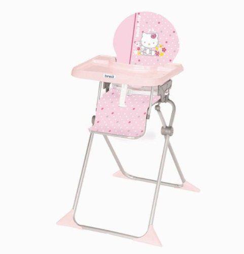 HELLO KITTY Chaise haute Junior  BREVI