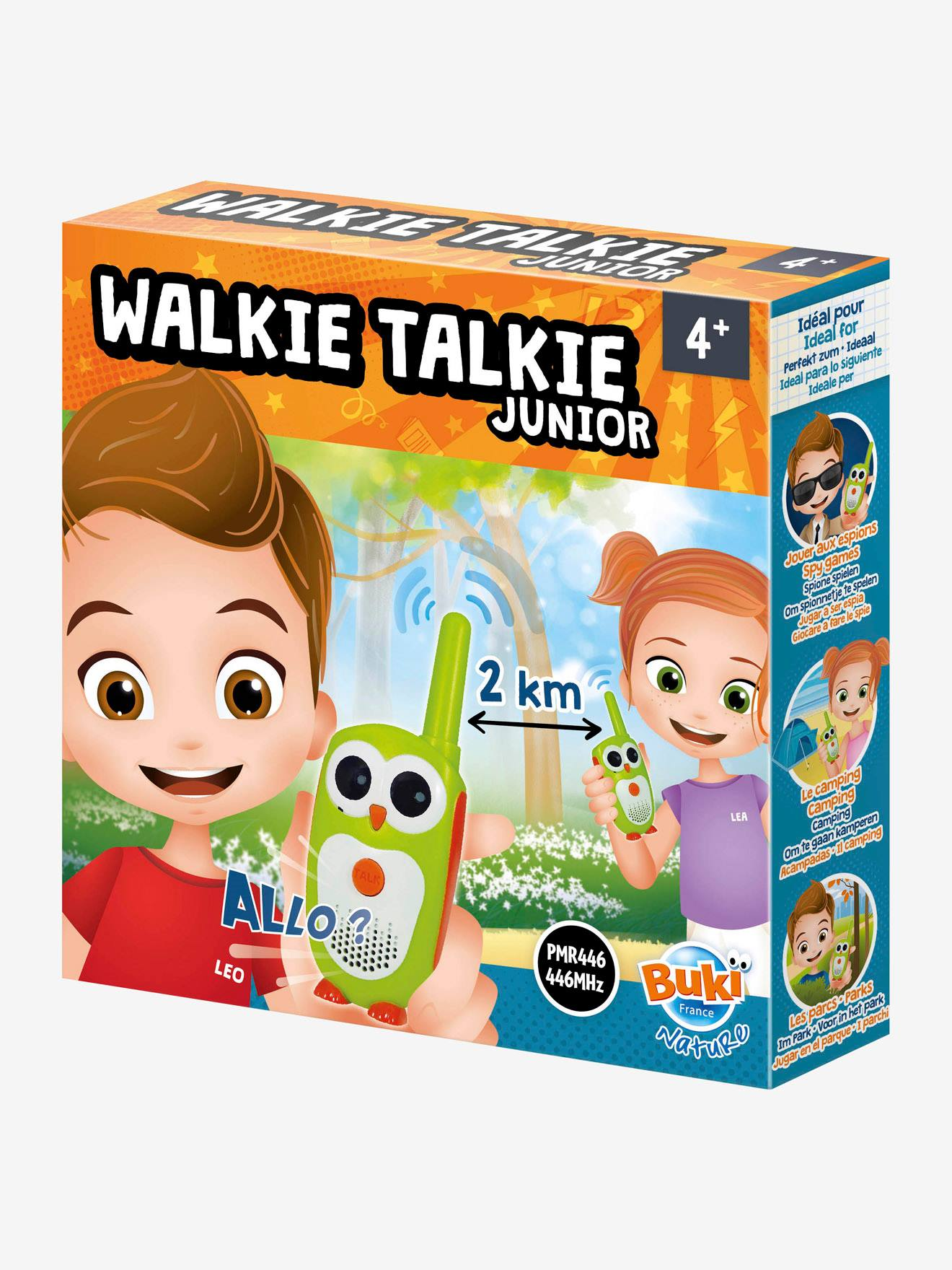 Talkies walkies Mini Science Junior