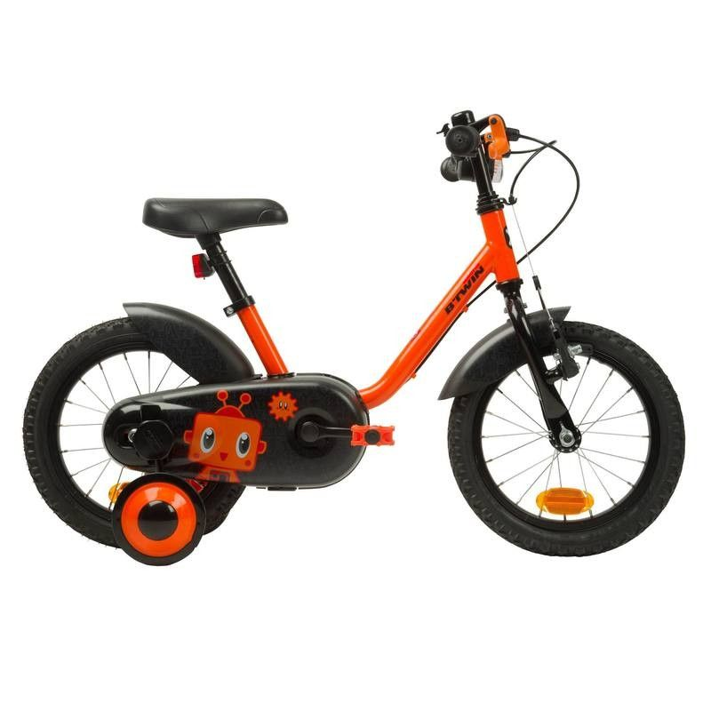 Vélo 14 pouces Robot B'twin