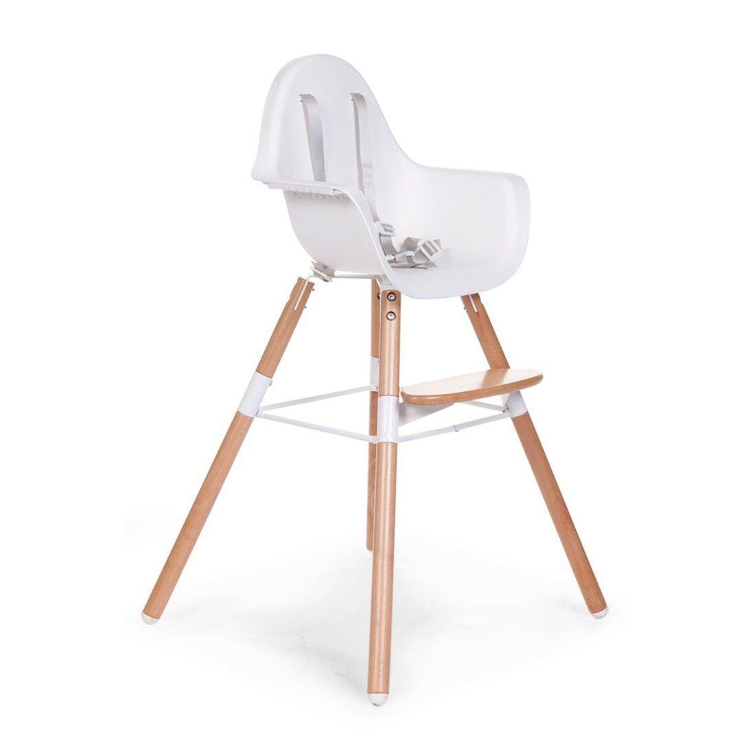 Chaise haute Bébé Evolu CHILDWOOD