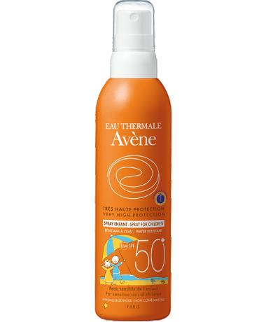 Spray solaire SPF 50+ Enfant AVENE