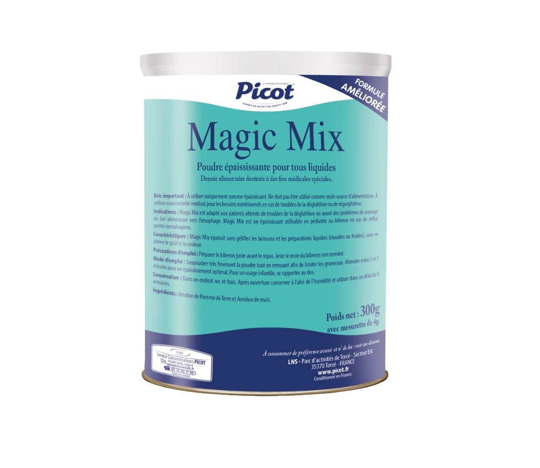 Magic Mix Epaisissant PICOT