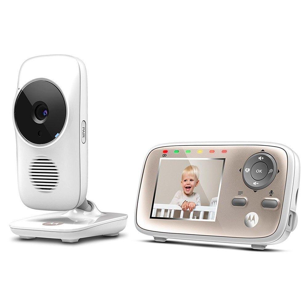 Babyphone vidéo Wi-Fi MBP667 Connect