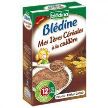 BLEDINA - Mes 1ères céréales à la cuillère - dès 12 mois